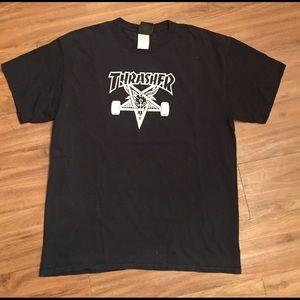Thrasher Large Black Shirt